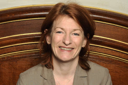 Muriel Mayette en avril 2010.