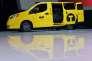 """Le Nissan NV200, nouveau """"Yellow Cab"""" new-yorkais."""