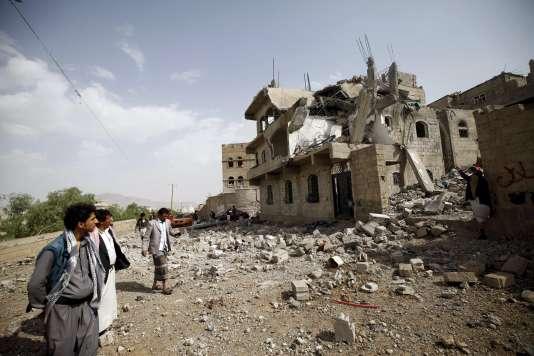 A Sanaa, le 5 septembre.