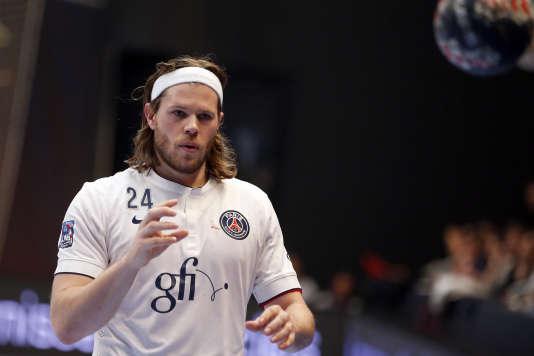 Mikkel Hansena été la principale arme du PSG pour remporter le trophée des champions.