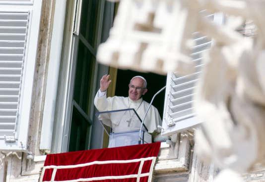 Le pape François, au Vatican, le 6 septembre 2015.