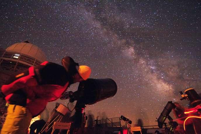 Depuis 2013, les Hautes-Pyrénées ont une Réserve internationale de ciel étoilé.