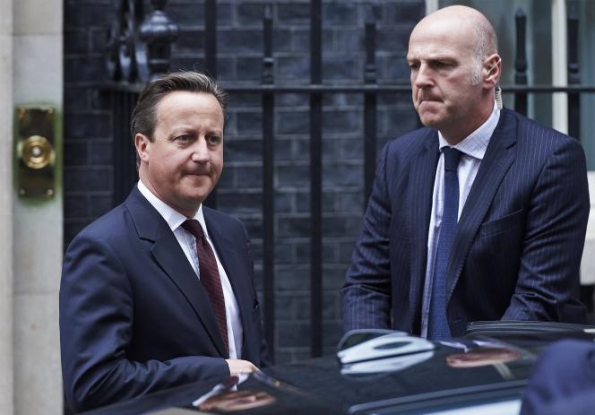 David Cameron, le 7 septembre, au 10 Downing Street.