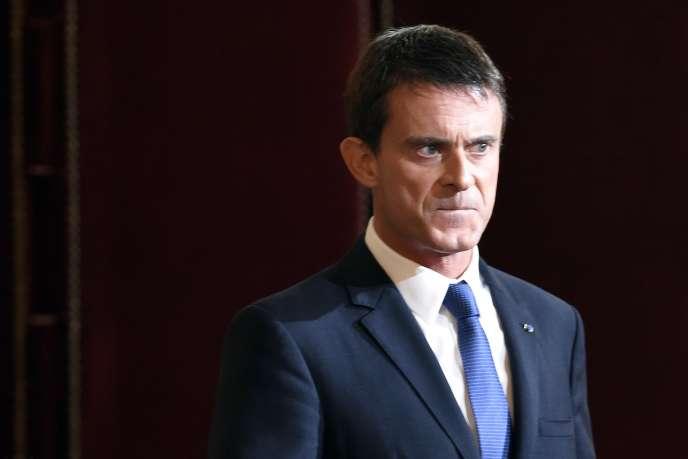 Manuel Valls le 7 septembre.