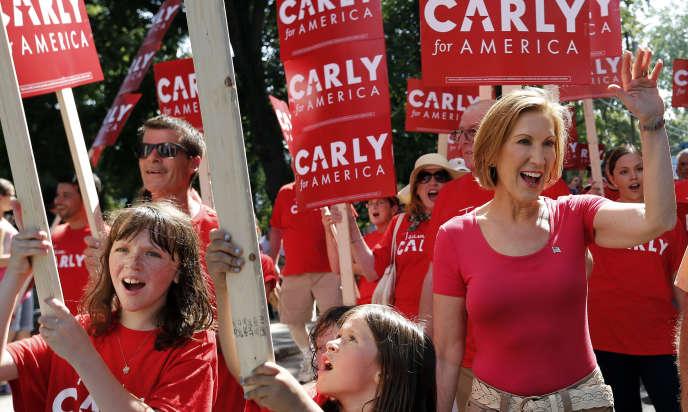 « Regardez-moi ce visage ! Qui voterait pour elle ? », aurait lancé Donald Trump à propos de Carly Fiorina, candidate à l'investiture républicaine, rapporte le magazine «Rolling Stone».