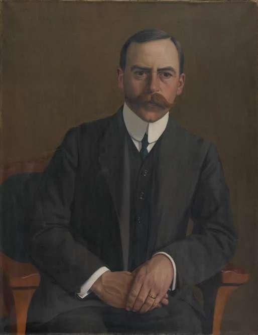 """""""Originaires de Winterthur, près de Zurich, l'ophtalmologiste Arthur Hahnloser (1870-1936)  et son épouse Hedy Bülher (1873-1952) partagent une même passion pour l'art de leur époque."""""""