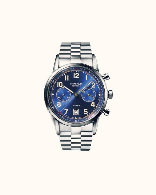 La montre CT60, Tiffany & Co.