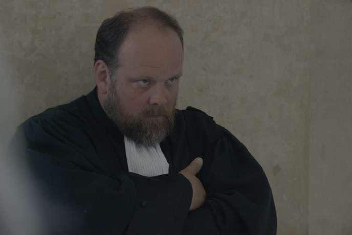 Grégory Gadebois dans le film français d'Yves Angelo,