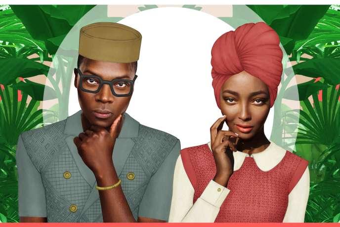 Le couple Affogbolo, symbole de la Renaissance Africaine, selon Pierre-Christophe Gam