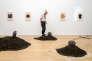 Installation de Nina Beier, au Musée d'art contemporain de Lyon.