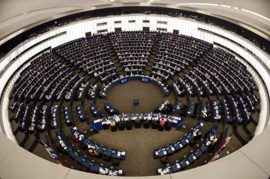 Le Parlement européen, en septembre 2015.