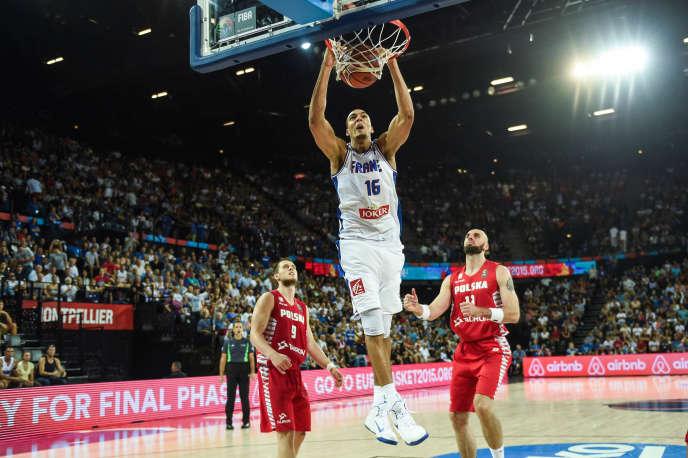 code promo aa14d ec0f0 Euro de basket : Rudy Gobert, un joueur d'envergure