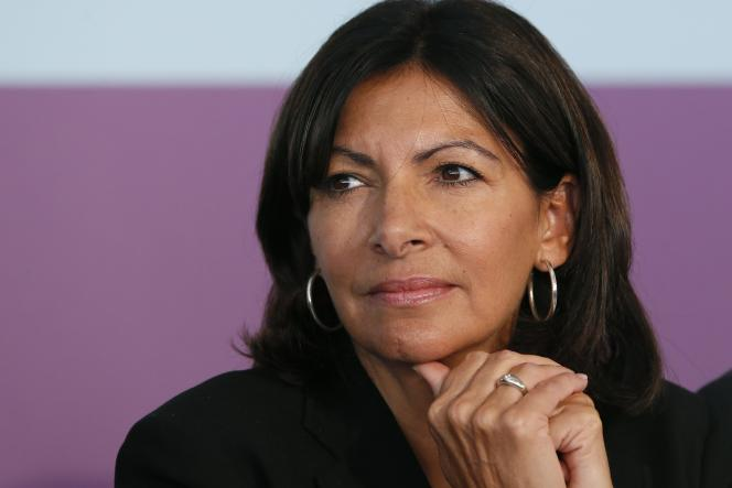 La maire de Paris Anne Hidalgo a estimé lundi qu'un compromis avait été trouvé.