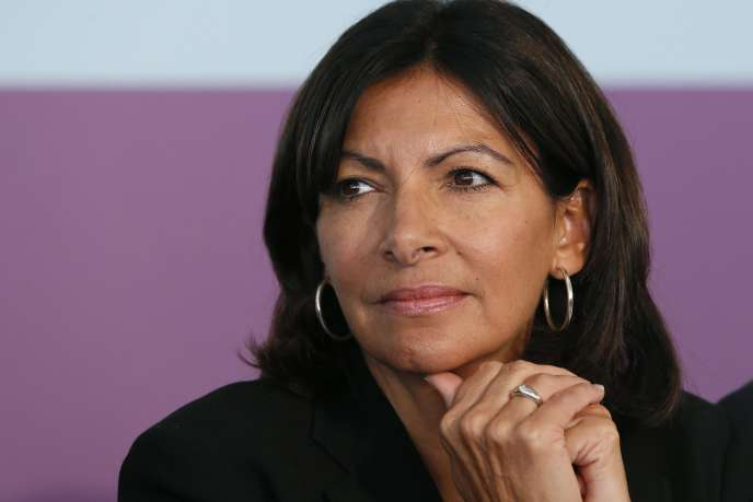 Anne Hidalgo, à Paris le 14 septembre.