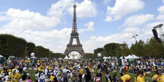 Avec ses 72 millions d'habitants en 2050, la population de la France métropolitaine se rapprochera de celle de l'Allemagne.