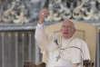 Le pape François au Vatican le 9 septembre.