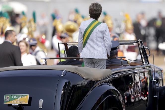 La décision de Standard & Poor's a pris de court l'équipe économique de Dilma Rousseff.