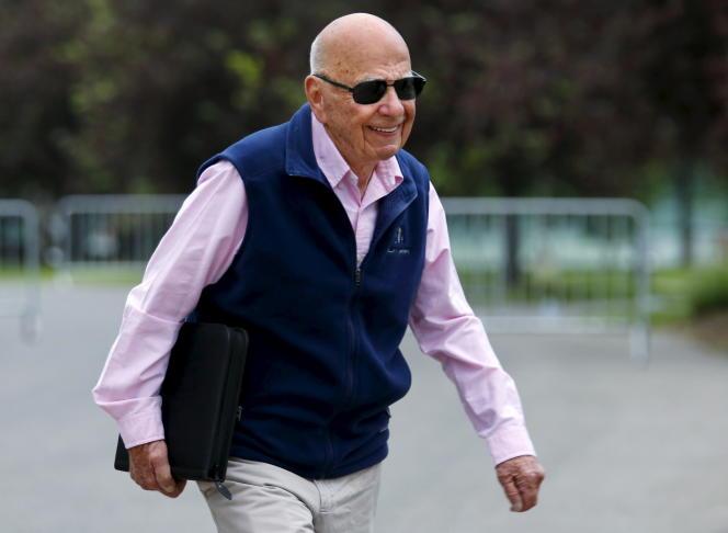 Le géant Fox, créé par le milliardaire australien Rupert Murdoch, va débourser 725millions (650millions d'euros) de dollars pour acquérir 73% de la nouvelle entité appelée National Geographic Partners.
