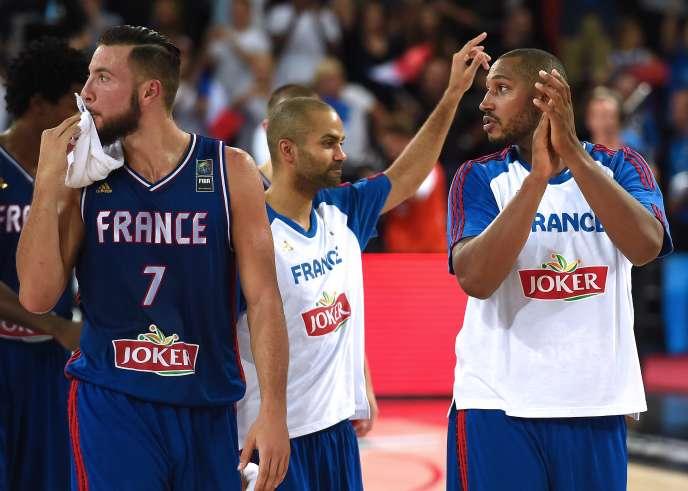 L'équipe de France a largement battu Israël (86-61), jeudi 10 septembre à Montpellier.