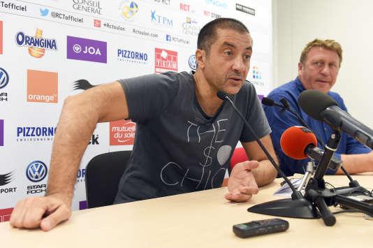 Les sorties de Mourad Boudjellal devraient de nouveau rythmer la saison de Top 14.