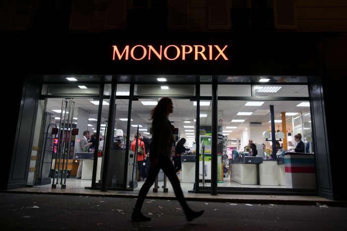 Pour Monoprix, il s'agit là de compléter l'arsenal des dispositifs de livraison de courses.