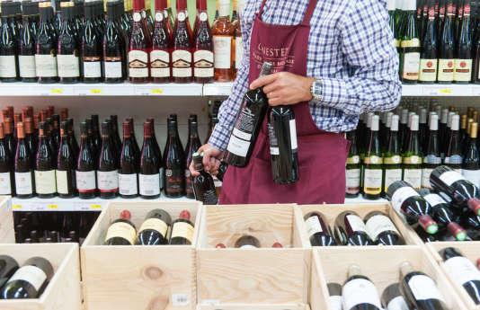 Les Foires aux vins, une bonne affaire pour la distribution.    distribution, boisson, alcool