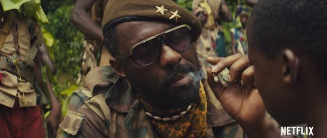 Idris Elba dans le film