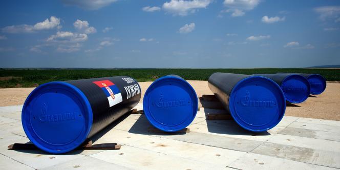Lors de leur entrevue le 9 août à Saint-Pétersbourg, les présidents russe etturc ont annoncé leur intention de relancer le projet de gazoduc russo-turc TurkStream.