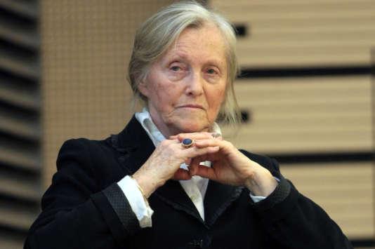 Colette Neuville en 2009.
