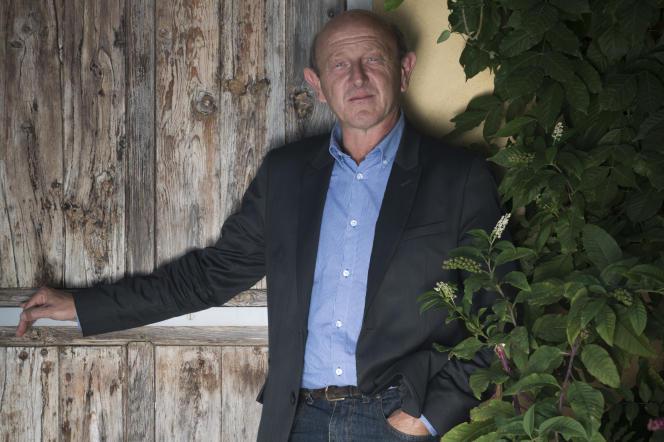 Jean-Luc Bennahmias, à Marseille le 07 septembre.