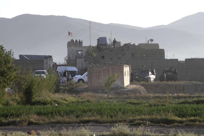 Un commando taliban a attaqué dans la nuit de dimanche à lundi 14 septembre une prison de la province de Ghazni, dans l'est de l'Afghanistan.
