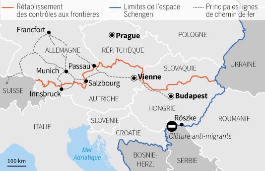 Rétablissement des contrôles aux frontières