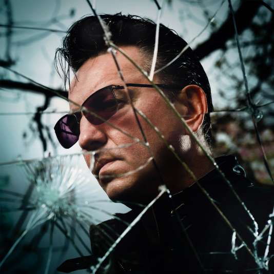 Pochette de l'album « Hollow Meadows », de Richard Hawley.