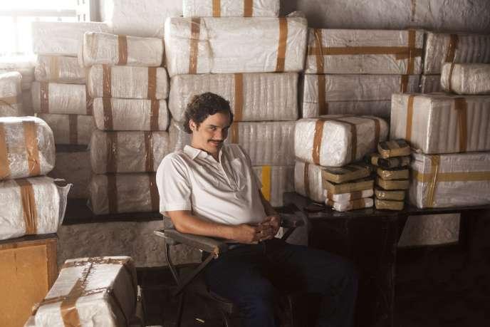Image tirée de la série« Narcos», produite par Gaumont pour Netflix
