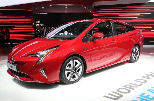 La Prius de Toyota.
