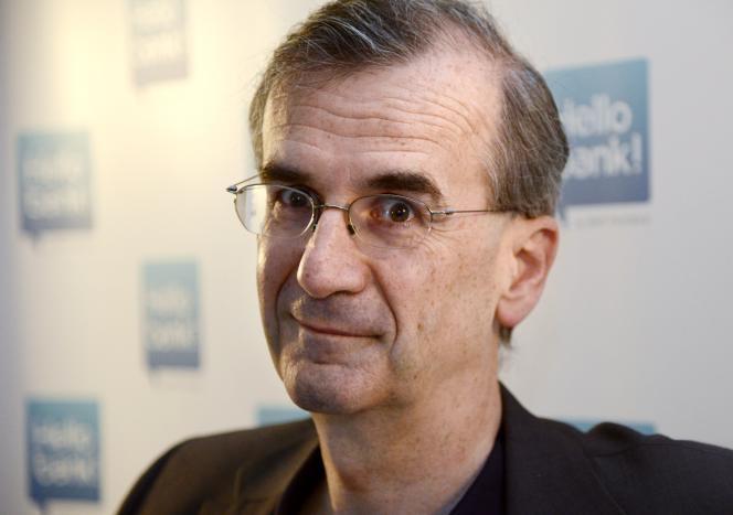 François Villeroy de Galhau est à la tête de la Banque de France depuis le 1er novembre 2015.