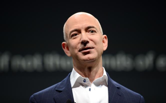 Jeff Bezos en 2012.
