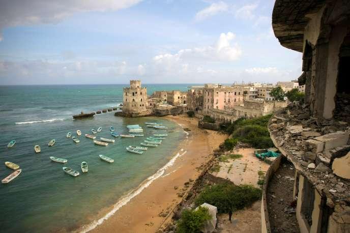Mogadiscio, la capitale de la Somalie.