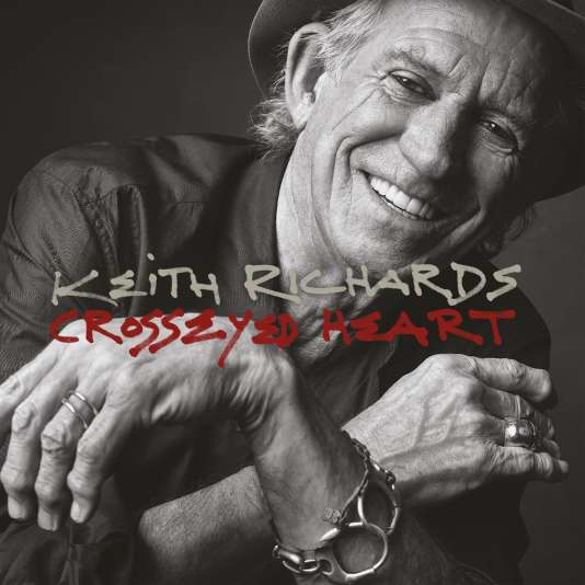 Pochette de l'album « Crosseyed Heart », de Keith Richards.