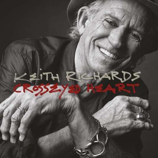 Pochette de l'album « Crosseyed Heart », de Keith Richards.