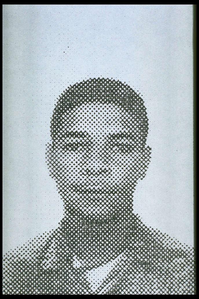 Khaled Kelkal, le 1er janvier 1993 à Lyon.