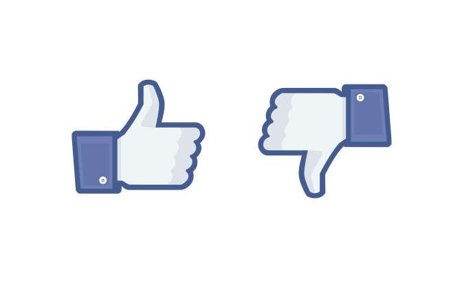 Facebook s'apprête à tester une autre possibilité que le bouton « J'aime ».