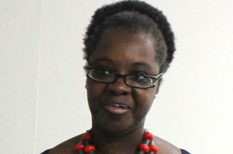 La Nigériane Bisi Silva, 52 ans, est la curatrice des Rencontres de Bamako 2015.