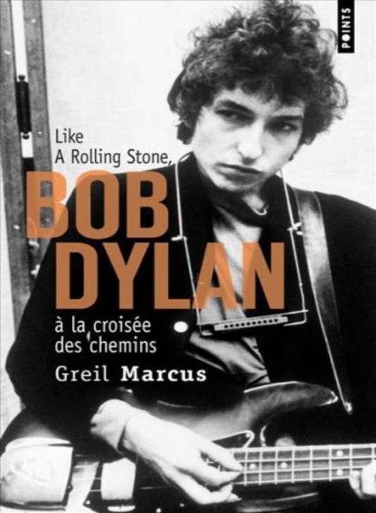 """Le spectacle de Marie Rémond avec Sébastien Pouderoux est librement adapté de l'ouvrage de Greil Marcus sur la chanson de Bob Dylan, """"Like a Rolling Stone""""."""