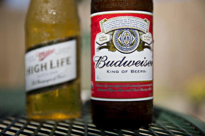AB InBev possède les marques Leffe et Budweiser. SABMiller détient Foster's et Miller.