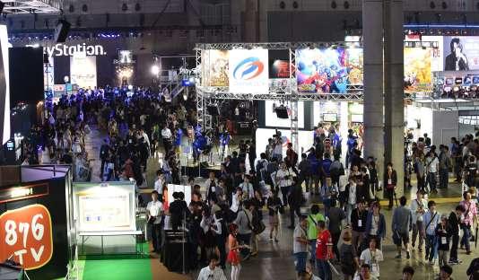 Plus de 260 000 tickets d'accès ont été vendus pour le plus grand salon de jeu vidéo japonais, ou ce qu'il en reste.
