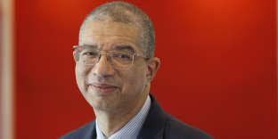 Le Franco-Béninois Lionel Zinsou, 62 ans, soutien d'Emmanuel Macron, va présider le club « progressiste ».