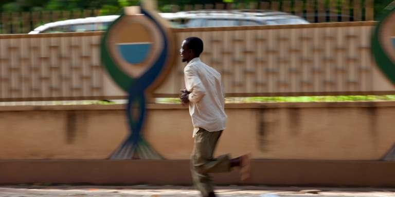 A Ouagadougou, le 17 septembre.