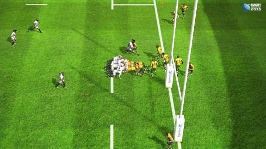 """""""Rugby World Cup 2016"""" n'est pas à la hauteur de l'événement. Son seul atout : il n'existe pas d'alternative."""