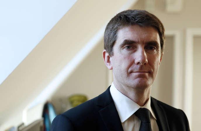 Stéphane Gatignon en janvier 2014.